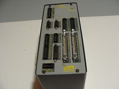 Parker 2-axis 6200 Indexer Stepper Drive Compumotor Used Working Condition