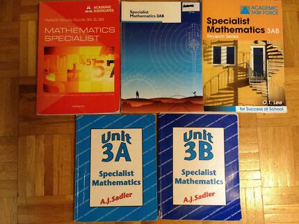 ASSORTED YR 11 & 12 TEXTBOOKS + UNI TEXTBOOKS IN GREAT CONDITION! Willetton Canning Area Preview
