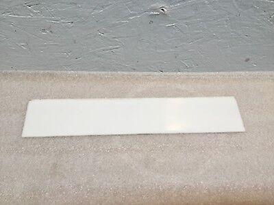 Jet Spray Tj3 Refridgerated Beverage Dispenser Back Light Plastic White Cover