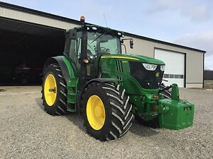 John Deere 6210R IVT 55k front PTO other models below