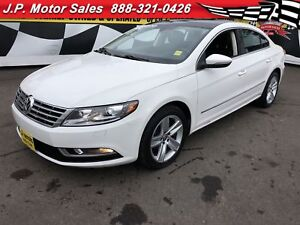 2013 Volkswagen CC Sportline, Leather, Sunroof, 68, 000km
