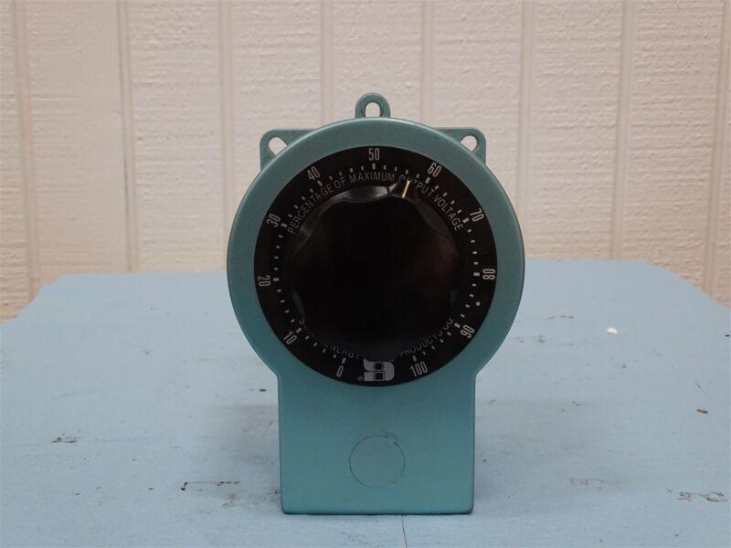 Staco Energy 1210CT Variable Power Transformer 120V 60Hz 12A 1.4KVA