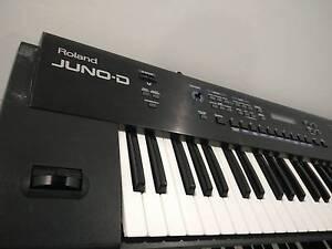Roland Juno D- 61 keys Blacktown Blacktown Area Preview