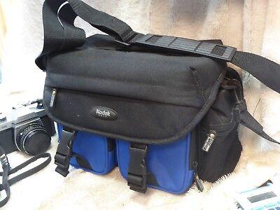 Medium Slr Lens Case - KODAK Gear Camera Case/Bag/Organiser for SLR LENSES ETC. VGC MEDIUM