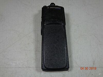 Motorola Xts5000 R Vhf Digital Radio Model I H18kec9pw5an Police Fire Ems - A20
