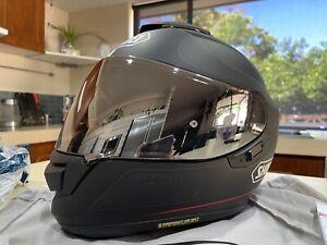 SHOEI GT AIR Wanderer2 helmet.