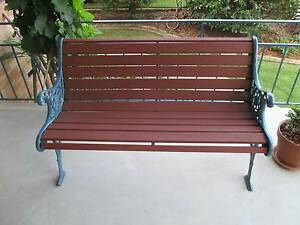 Antique/Vintage garden seat in excellent condition Springwood Blue Mountains Preview