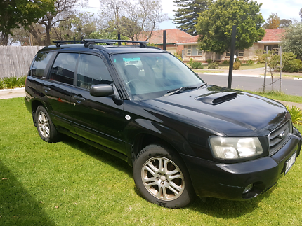 2004 Subaru XT Turbo Forester Good Condition Woodville North Charles Sturt Area Preview