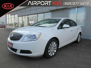 2014 Buick Verano Base / leather / sunroof / LOW KMs