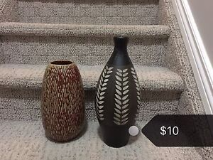 Two Vases for $10