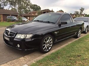 2006 Vz ss manual 6 litre Erskine Park Penrith Area Preview