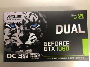 Asus Turbo GTX 1060 GeForce 3GB