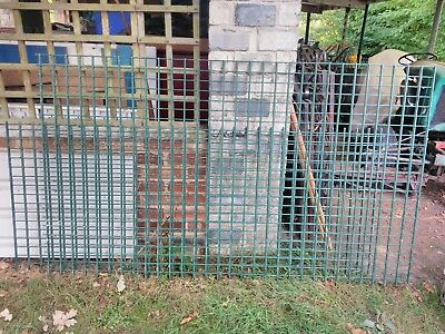 Very heavy duty Welded mesh panels a