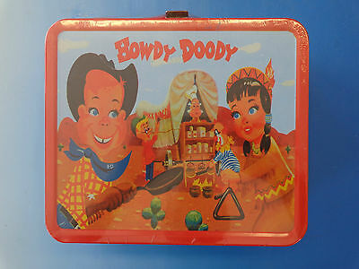 Howdy Doody Lunchbox by G Whiz SEALED Reproduction 1995