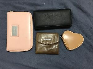 Various wallets Franklin Gungahlin Area Preview