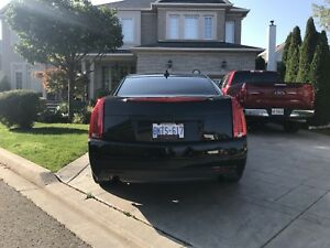 2010 CADILLAC CTS 3.0L LUXURY PACKAGE