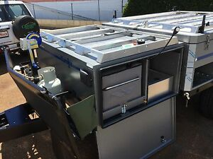 WA MADE! Eureka Hard Floor Offroad Camper Trailer - series 1 & 2 Balcatta Stirling Area Preview