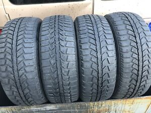 185/60/15 Uniroyal winter tires