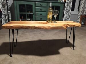 Live Edge Coffee Tables Kijiji In Peterborough Buy Sell