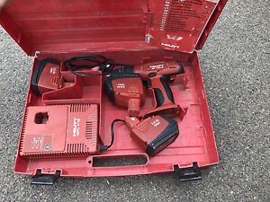 Hilti cordless battery drill 2 drill and 3 batterys Dolls Point Rockdale Area Preview