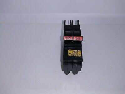 Fpe Federal Pacific 30 Amp 2 Pole Nc230 Stab-lok Circuit Breaker Mini Twin Nc