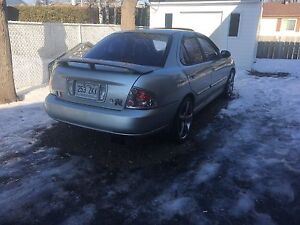 Nissan Sentra ser spev v  trade or for sale