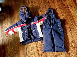Gusti snow suit jacket and pants size 2T