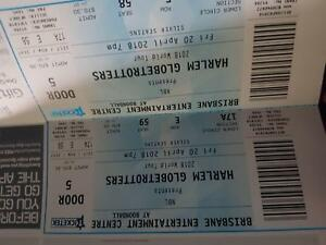 Harlem Globetrotters Tickets Mansfield Brisbane South East Preview