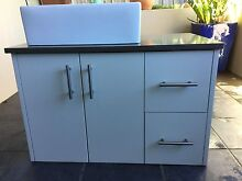 Bathroom cabinet vanity  with sink Putney Ryde Area Preview