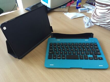 iPad mini / tablet case and Bluetooth keyboard Joondanna Stirling Area Preview