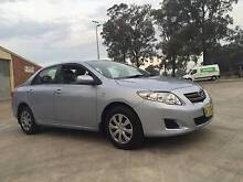 2009 Toyota Corolla Sedan Willmot Blacktown Area Preview