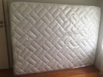 99.9% brand new firm Queen size Mattress