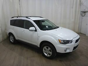 2013 Mitsubishi Outlander LS No Accidents Bluetooth Rear Camera
