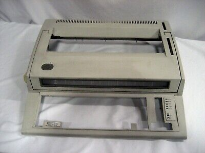 Certified Ibm Personal Size Wheelwriter Upper Case Wwarranty