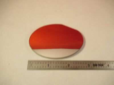 Optical Oval Flat Mirror Pro Optics As Pictured Ft-1-25