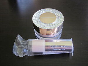 bareMinerals-Deluxe-Original-Foundation-MEDIUM-BEAUTIFUL-FINISH-BRUSH-NEW