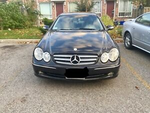 2004 Mercedes Benz CLK 320