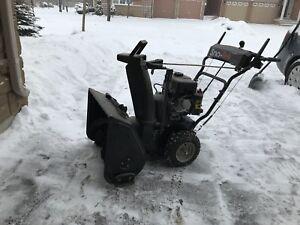 Sno tech snow blower