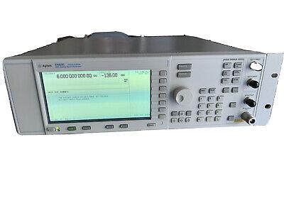 Agilentkeysight E4428c-506-unb Signal Generator 6 Ghz Fully Functional E4428c
