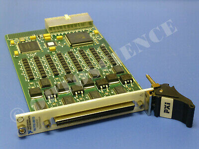 National Instruments Pxi-6513 Ni Daq Card Industrial Digital Output 64 Channels