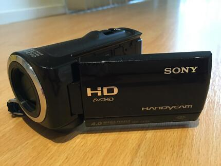 SONY HANDYCAM HDR-CX100E Liverpool Liverpool Area Preview