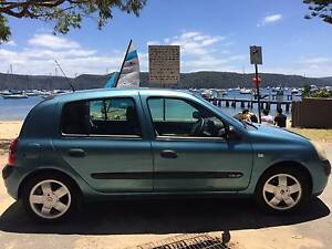 2006 Renault Clio Hatchback Avalon Pittwater Area Preview