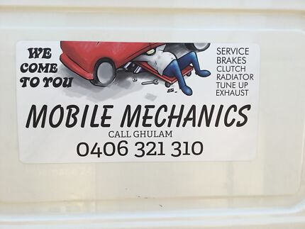 Mobile mechanic Morley Bayswater Area Preview