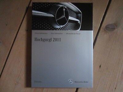 Mercedes-Benz HOCHGURGL 4MATIC 2011 -Exclusive Edition für Sammler-