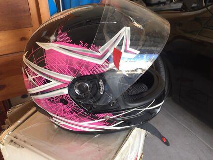 Kids motorbike helmet