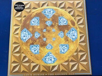YOUR DEMISE - LIMITED EDITION VINYL LP - THE GOLDEN AGE