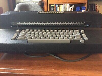 Ibm Correcting Selecteic Ii Refurbished Working Condition Clean Typewriter