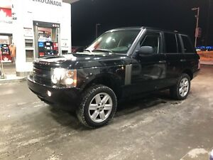 RANGE ROVER 2004 HSE AWD NO TAX