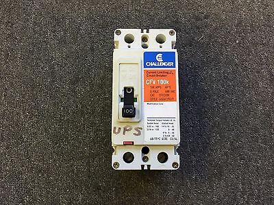 Challenger Circuit Breaker 100 Amp 600v 2 Pole Cfv2100