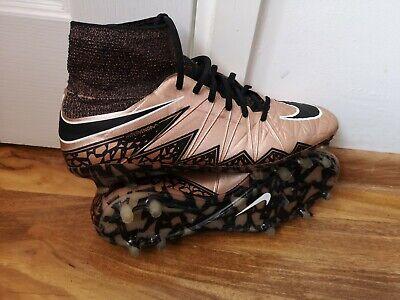 Nike Hypervenom Phantom 2 FG Pro Football Boots, size 9 UK / 44 EU ~747213-903